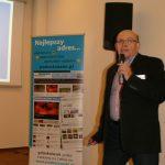 Na temat maty Exact Plus mówił Paweł Bonarek z firmy Cultilene