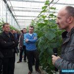 Kilka słów o uprawie powiedział również specjalista uprawowy z firmy Rijk Zwaan, Wojciech Wasiak