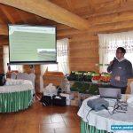 Zalecenia uprawowe dla ogórków typu mini w uprawie szklarniowej przedstawił Marcin Pawlak