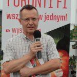 """Wojciech Wojcieszek z firmy Yara opowiadał jak produkować pomidora """"ze smakiem"""""""