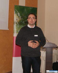 Marcin Pawlak omówił ogórki partenokarpiczne z oferty Rijk Zwaan , w tym nową odmianę