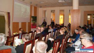 Paweł Kloc omówił najważniejsze aspekty ochrony biologicznej upraw