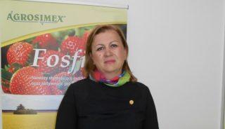 Właścicielka Agrosimex, Wiesława Barańska, TSW 2016