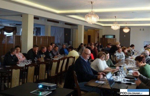 spotkanie paprykowe w Klwowie