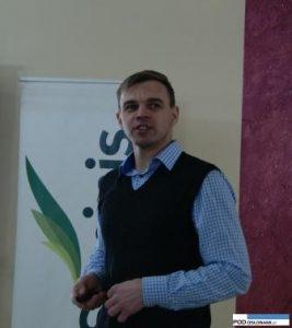 Piotr Dutkowski zcharakteryzował stożkowe odmiany papryki z oferty Monsanto