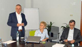 Maciej Mynett, Krystyna Bargieł, Tomasz Pisulewski - ICL Polska