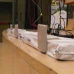 Bezprzewodowe mierniki GroSens Sensor wbite w maty
