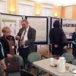 sesja posterowa podczas konferencji Nowe patogeny i choroby roślin w Skierniewicach