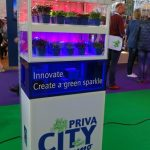 Priva City Farming - przykładowa instalacja ogrodnictwa miejskiego