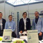 W Amsterdamie zaprezentowały się również firmy z Polski - stoisko firmy Precimet