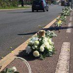 Nicea 18-07-2016, biale kwiaty w holdzie ofiarom ataku terrorystycznego z 14 lipca