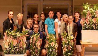 Florysci Swiatowe Dni Mlodziezy Krakow 2016_dekoracja oltarza Blonia