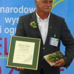 Laureatem tegorocznego Honorowego Zielonego Laura Związku Szkółkarzy Polskich został dr habilitowany Jacek Borowski, profesor nadzwyczajny SGGW