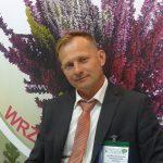 Piotr Krzyżyński z firmy Calluna_Zielen to ZYcie 2016