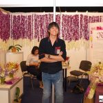 Stoisko storczykowej firmy Sun International Flower z Tajlandii_FlowerExpo Poland 2016 Warszawa