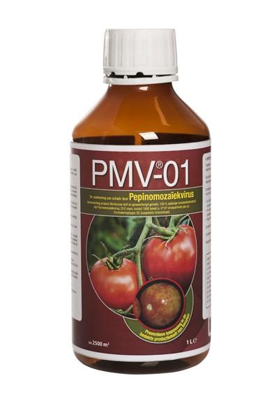 PMV-01 - szczepionka przeciwko wirusowi mozaiki pepino