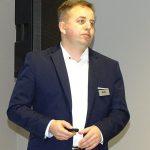 Karol Szymański z firmy ICL był również prelegantem podczas seminarium Vitroflory_Gardenia 2017