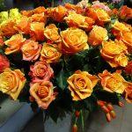 roze polskiej produkcji Dzien Kobiet 2017 kwiaciarnia Floristica Krakow_Ac