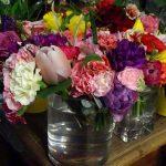 Kwiaciarnia Floristica Krakow_Mieszane bukieciki - przygotowane na 8 marca_AC