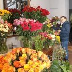 Marcowy asortyment w kwiaciarni Floristica_Greta Dziubek_AC