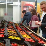 Grupa ogrodników z Polski podczas krótkiej wizyty w Tomato World