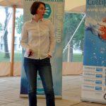 Dr Gabriela Wyżgolik mówił na temat budowy i roli korzeni w procesach życiowych roślin (AW)