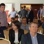 Spotkanie w Sobieniach było okazją do konsultacji ze specjalistami