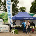 Firma Timac Agro proponowała m.in. nawozy przydatne na etapie produkcji rozsady