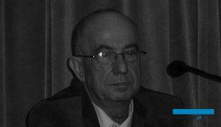 Prof. dr hab. Marek Jerzy (1939-2017), fot. A. Cecot