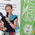 Reprezentująca naszą redakcję Alicja Cecot przedstawiła dokładną analizę tendencji na rynku roślin balknonowo-rabatowych oraz bylin