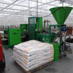 Miejsce do produkcji doniczek typu paper-pot, w których ukorzenia się sadzonki we własnym zakresie