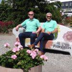 Mariusz Federowicz i Tomasz Burda z firmy Florensis