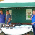 Ofertę substratów do produkcji rozsady i do uprawy roślin przestawił Tomaz Szuławy z firmy Ceres International