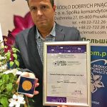 Pawel-Marczynski_zloty-medal-FlowersExpo 2017_Moskwa_i_dyplom_Clematis-Taiga_i_Maria-Kaczynska_fot.Clematis