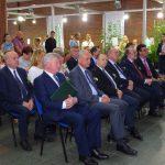 Goście zaproszeni na otwarcie (w 1. rzędzie m.in. Ambasador Królestwa Niderlandów - 2. z prawej, przedstawiciele Ambasady RPA, Główny Inspektor Ochrony Roślin i Nasiennictwa Andrzej Chodkowski - 2. z lewej)