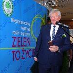 Prorektor ds. Dydaktyki SGGW prof. Kazimierz Tomala przekazał organizatorom gratulacje i list od rektora tej uczelni