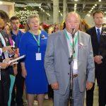 Prezes Zrzeszenia Szklarniowców Rosyjskich Arkadij Murawjew_FlowersExpo-2017_Moskwa