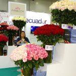 Wystawcy z Ekwadoru stanowili najliczniejsza grupe na FlowersExpo 2017_Moskwa