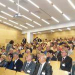 Uczestnicy jubileuszowej konferencji PTNO