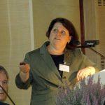 """Bardzo ciekawy wykład pt. """"Phytochemical farming. Nowe impulsy wartości dodanej na przykładzie pomidora"""" wygłosiła prof. dr hab. Anna Keutgen z Uniwersytetu w Wiedniu"""