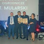 Szczególne wyróżnienia od pracowników firmy De Ruiter otrzymali producenci rozsady - Grzegorz Krasoń i Marcin Mularski