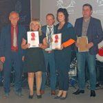 Dyplomy odebrali również przedstawiciele Grupy Vegapol