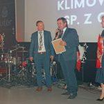 W imieniu Grupy Producentów Owoców i Warzyw Klimowicz dyplom odebrał Zbigniew Kruk