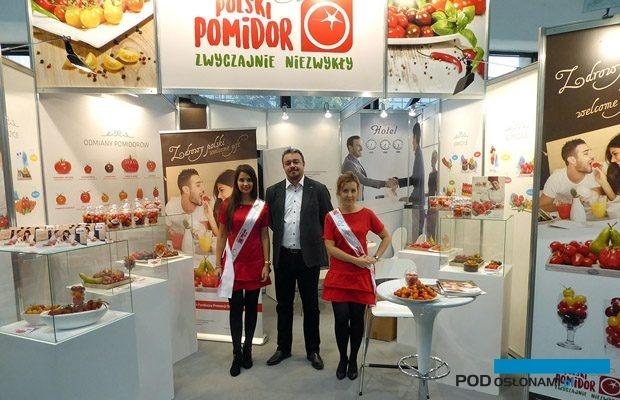 Promocja polskich pomidorów na targach HoReCa