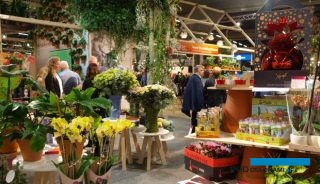 RoyalFloraHolland Trade Fair Aalsmeer-2016