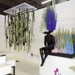 Fragment ekspozycji przedsiebiorstwa Starflor_Royal-FloraHolland_Trade-Fair-Aalsmeer_2017