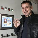 Dyrektor handlowy firmy Compte For-Tech Paweł Mizgajski