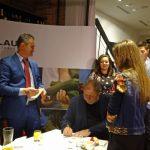 Po występie Andrzeja Grabowskiego przyszedł czas na autografy