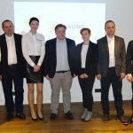 Zespół firmy HM.Clause podczas spotkania z przedstawicielami sklepów ogrodniczych w Toruniu