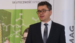 Hubert Kardasz prezes zarządu firmy Intermag